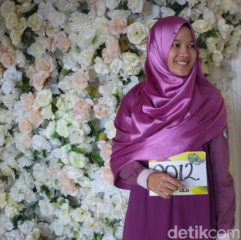 Penghapal Al-Quran, Peserta Ini Harap Bisa Syiar Lewat Sunsilk Hijab Hunt