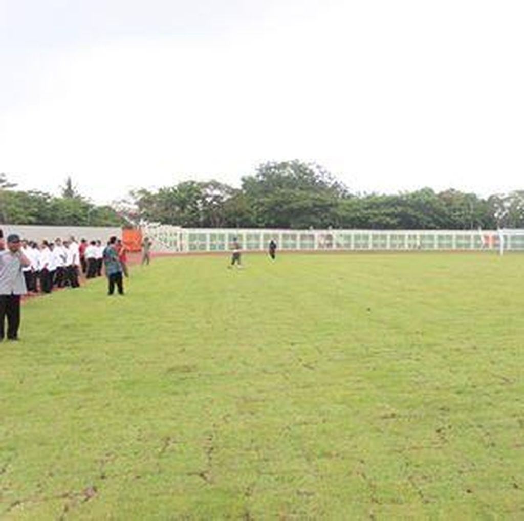 Minggu Pagi di Tasikmalaya, Asyiknya Wisata di Lapangan Dadaha