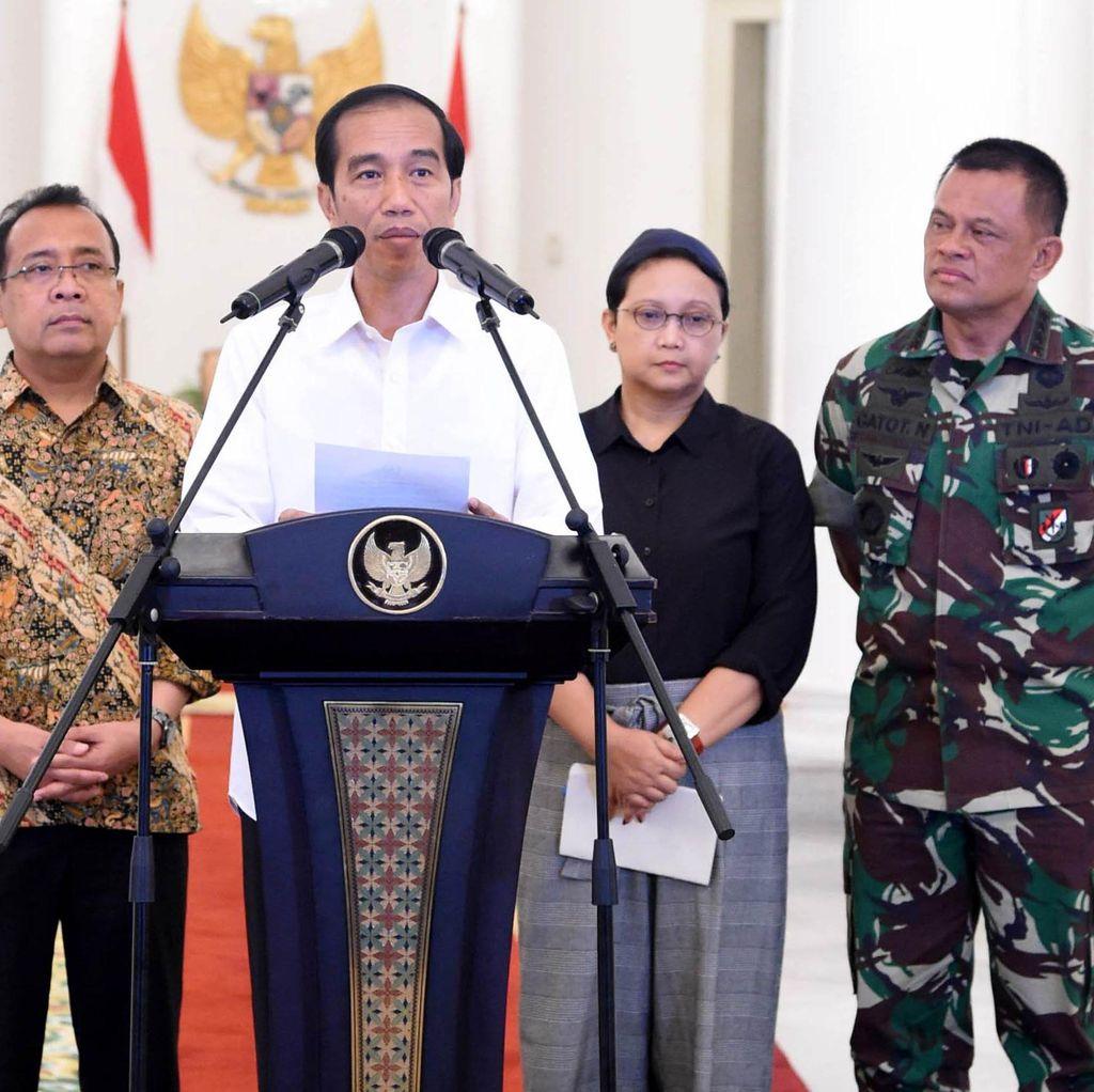 Kunjungi Rusia, Jokowi akan Saksikan Pembelian Jet Tempur Sukhoi Su-35