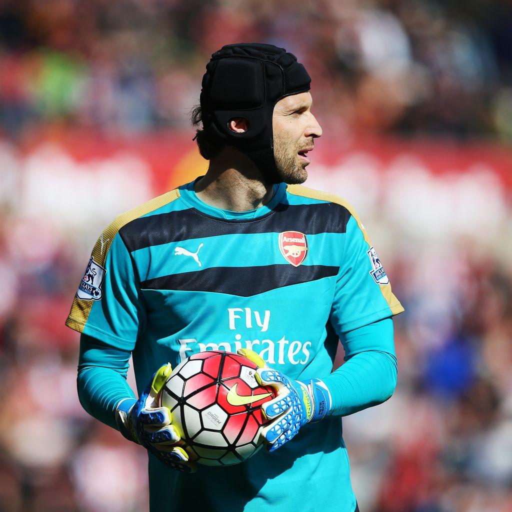 Cech: Kesabaran Arsenal Berakhir Kemenangan