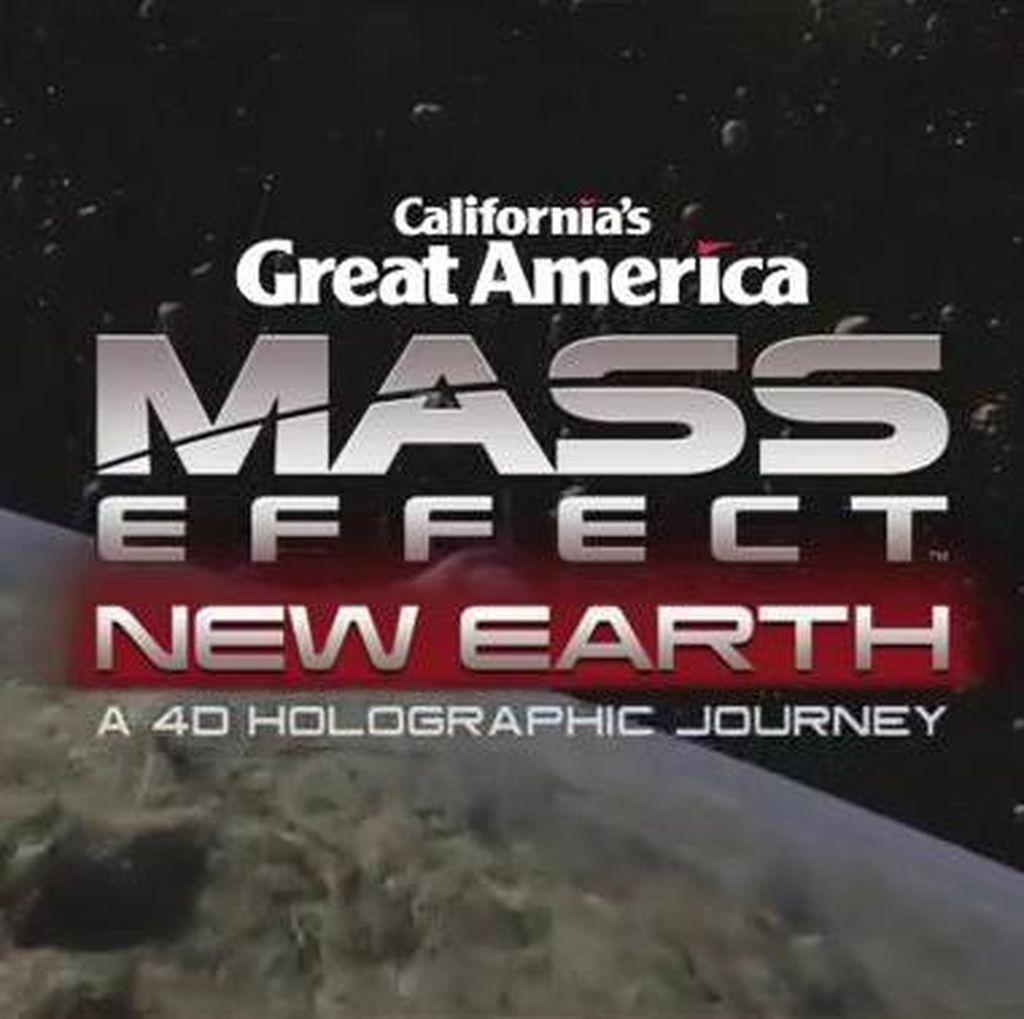 Wahana Mass Effect Rilis Mei 2016