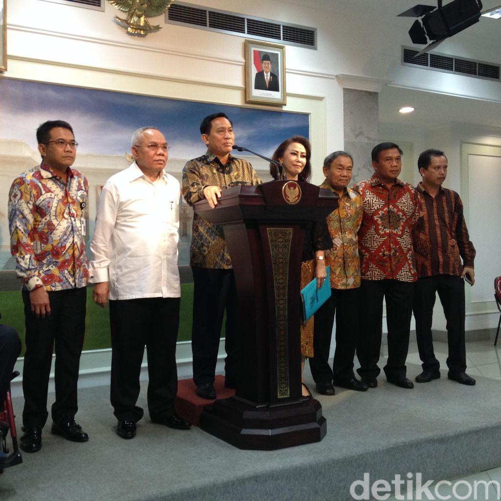 Ini 12 Nama Calon Anggota Kompolnas yang Akan Diseleksi Jokowi