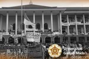 Demo UGM Ricuh