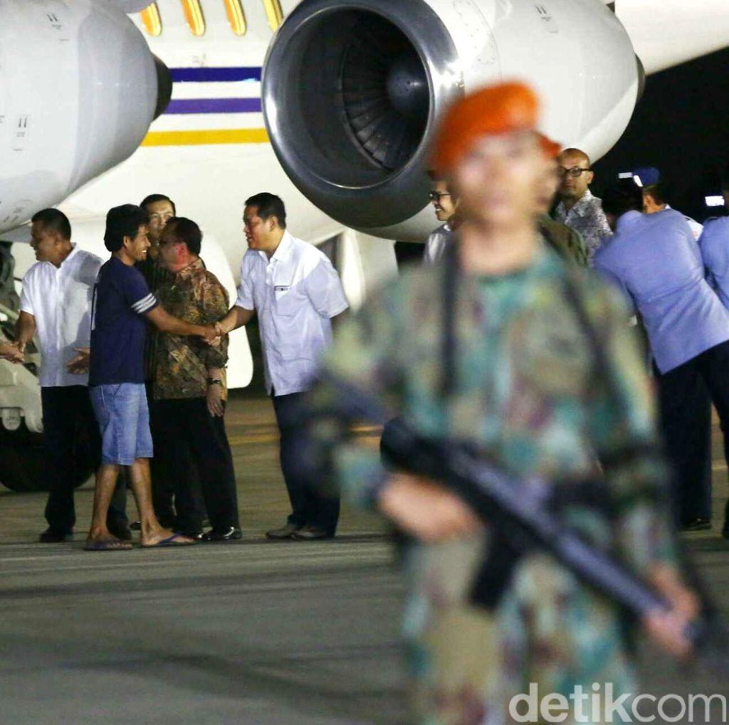 Pembebasan 10 WNI di Filipina, Keluarga Bayu Berangkat ke Jakarta Siang ini