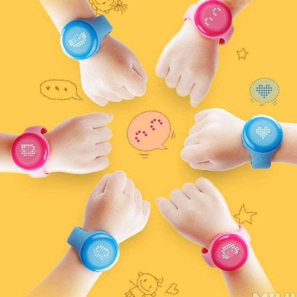 Imutnya Jam Pintar Xiaomi Mi Bunny