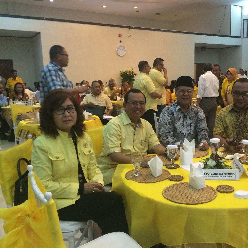 Priyo: Saya Siap Bersaing Secara Sehat dan Ksatria di Munaslub Golkar