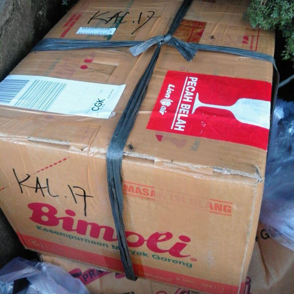 Benda Mencurigakan di Kompleks Polri Jalan Ampera Bukan Bom, Mirip Sesajen