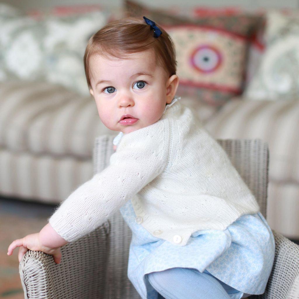 Mainan Rp 500 Juta, Kado Termahal Ultah Pertama Putri Charlotte