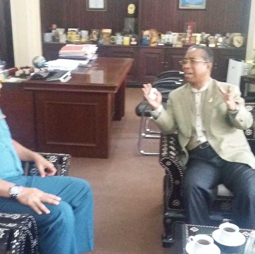 Pemprov NTB Siap Relokasi Markas Pangkalan AL Mataram ke Dekat Pelabuhan