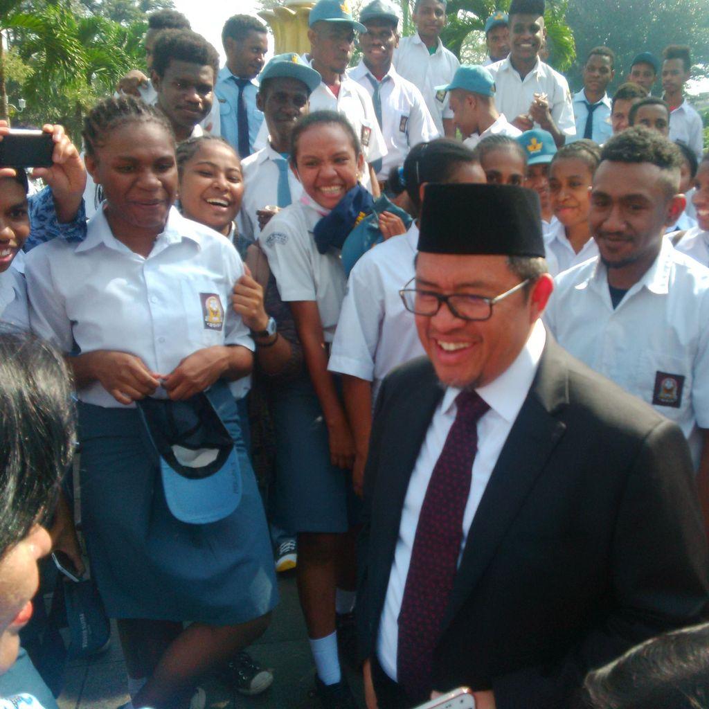 Impian Siswa Papua di Jabar untuk Pendidikan Indonesia
