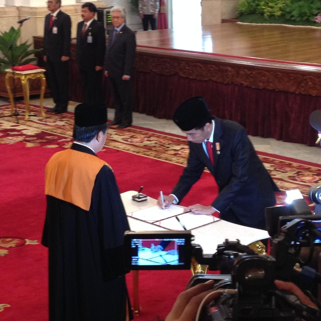 Wakil Ketua MA Setuju Kasus Nurhadi Dibawa ke Badan Pengawasan