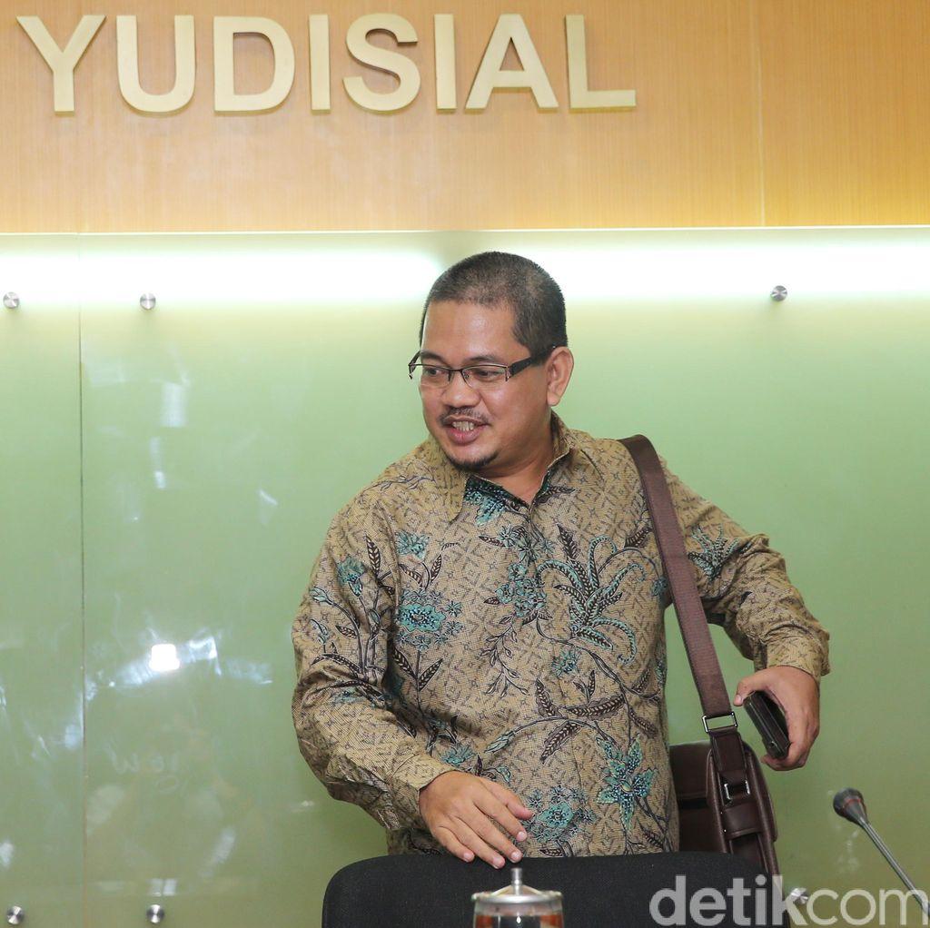2 Hakim Kembali Terjaring Operasi KPK, KY: MA Harus Progresif Berbenah Diri