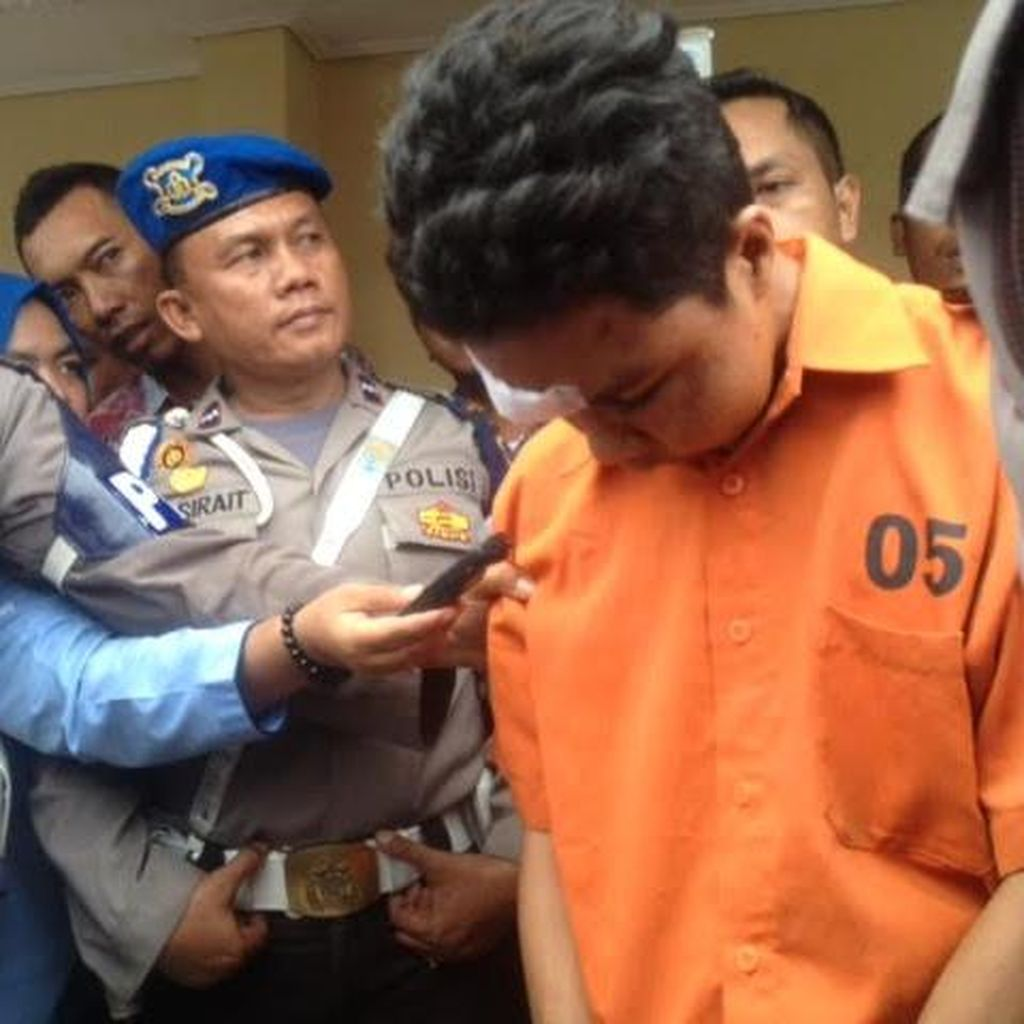 Mahasiswa UMSU Buntuti Dosennya ke Kamar Mandi Sebelum Membunuh