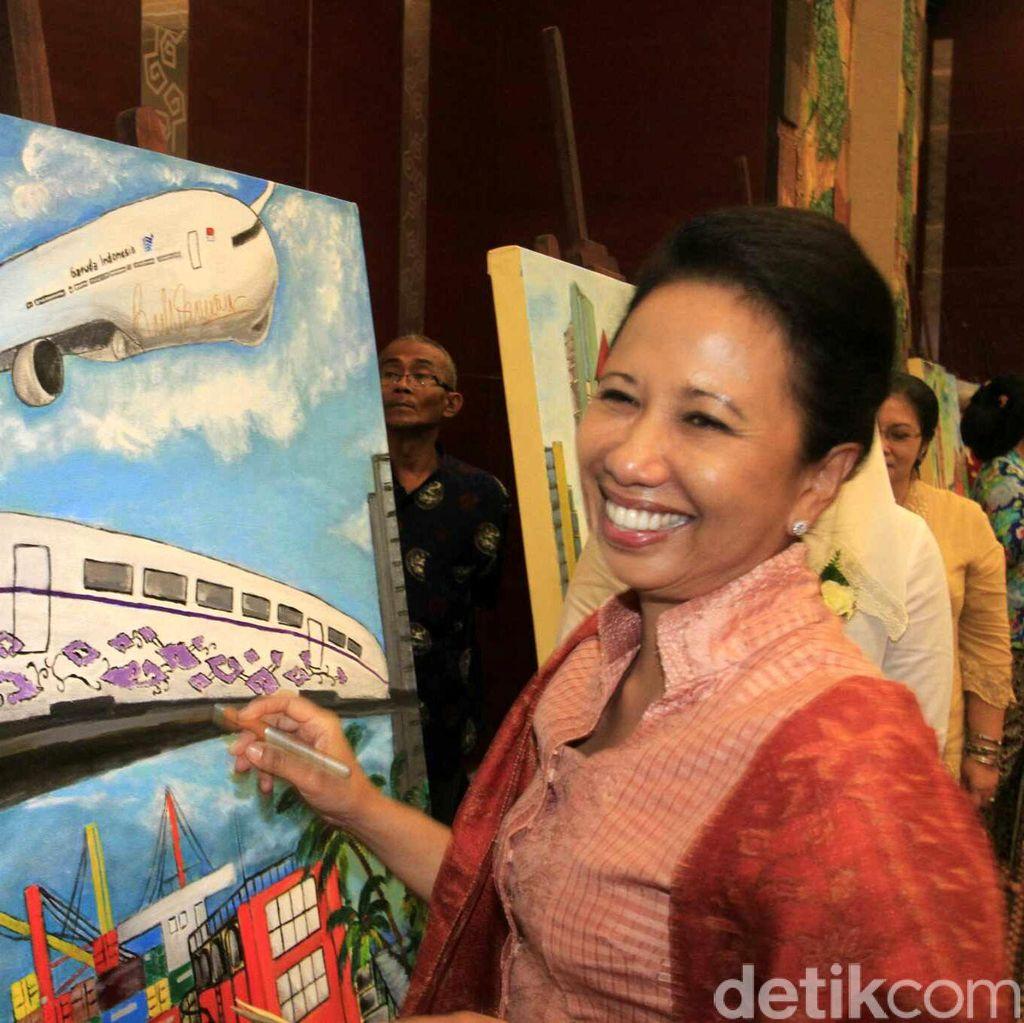 Rini Sebut Harga Bawang dan Daging Sapi Masih di Atas Target Jokowi