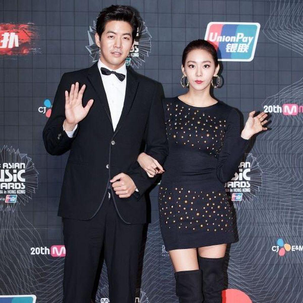 Selamat, Uee After School dan Aktor Lee Sang Yoon Pacaran!