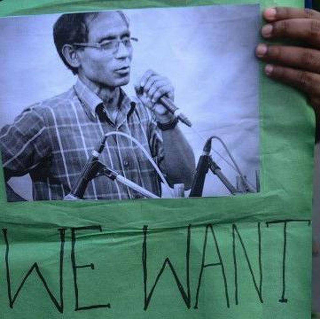 Tersangka Pembunuh Penghina Nabi Muhammad Diproses di Bangladesh