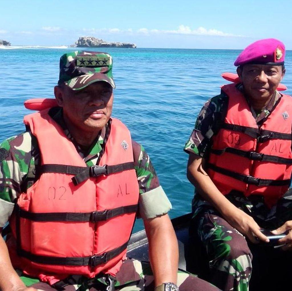 Ini Penjelasan Panglima TNI Soal Pesawat Malaysia yang Sempat Masuk Natuna