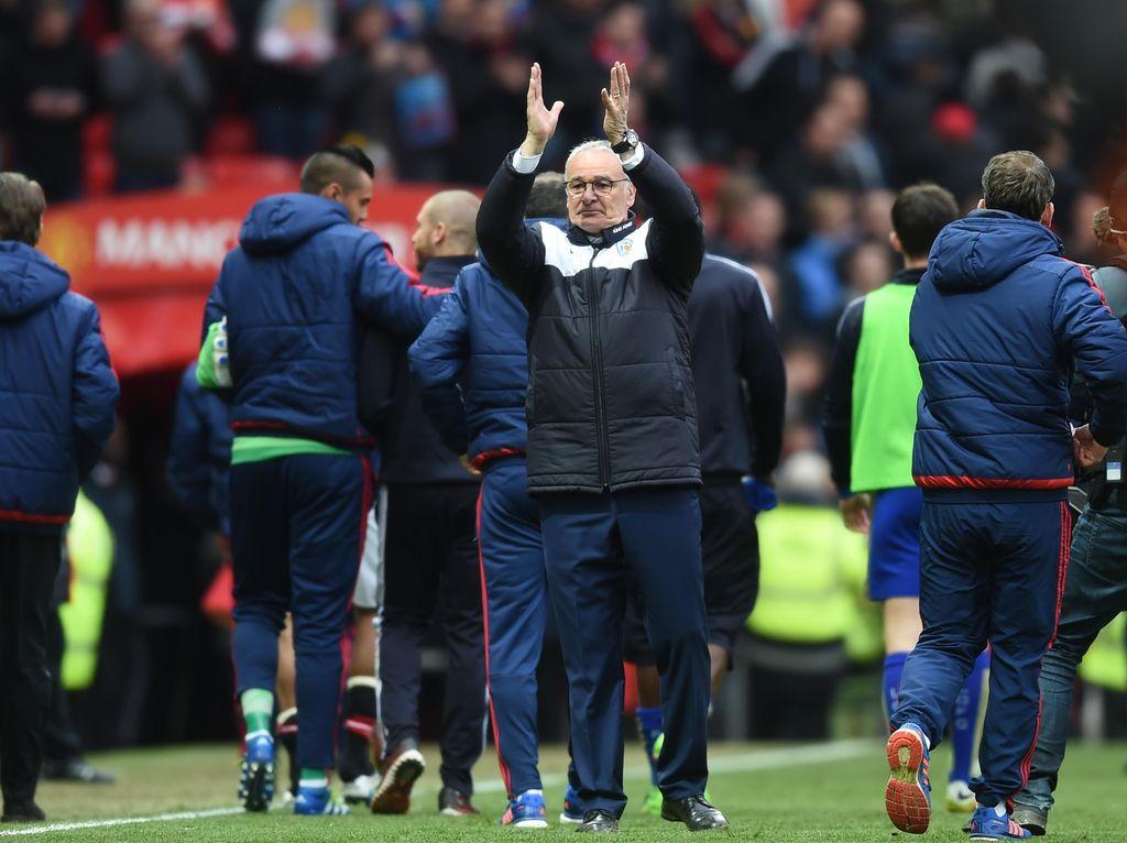 Dari Mantan Klub Sampai Perdana Menteri Inggris Ramai-Ramai Selamati Ranieri