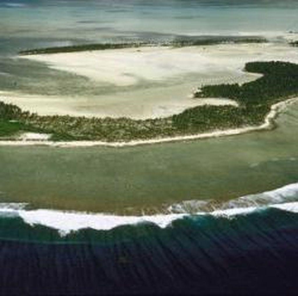 Satu Perahu Pencari Suaka Tujuan Australia Lolos ke Cocos Islands