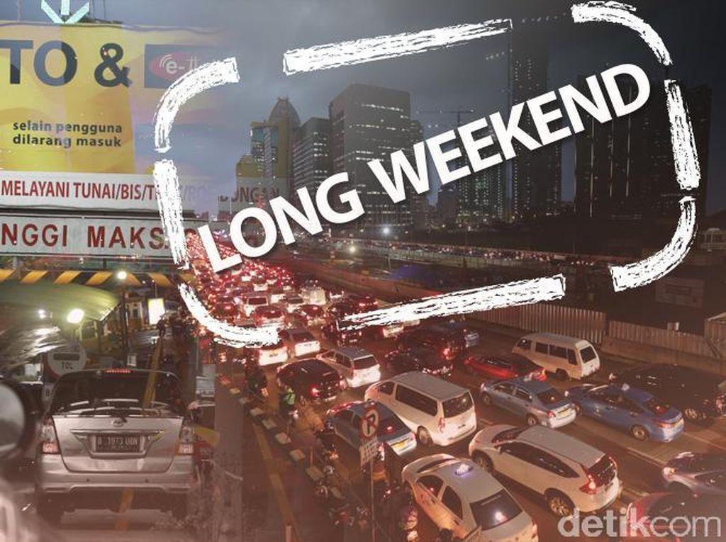 Cerita Dwi yang Tempuh Waktu 5 Jam dari Tangerang ke Depok