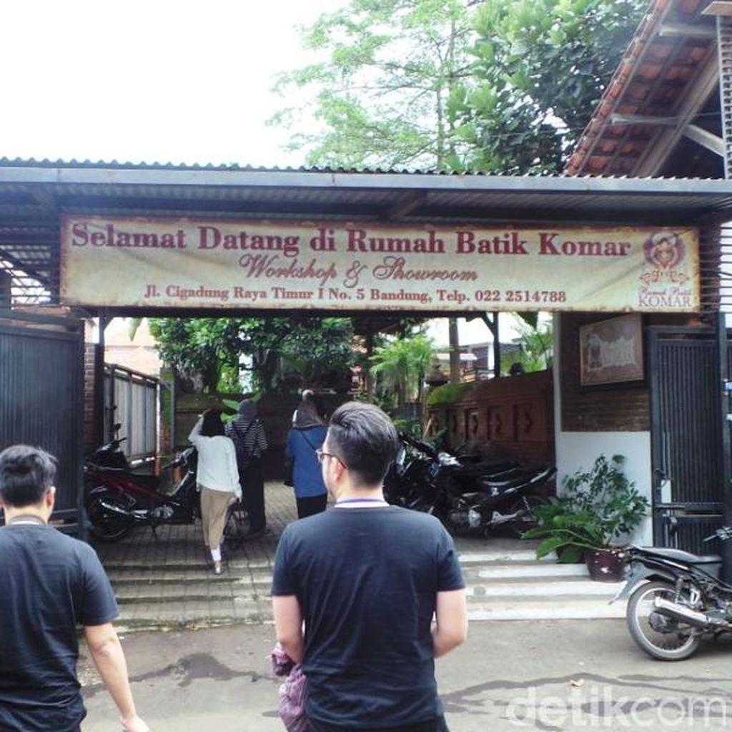 Libur Long Weekend, Saatnya Belanja Batik ke Bandung