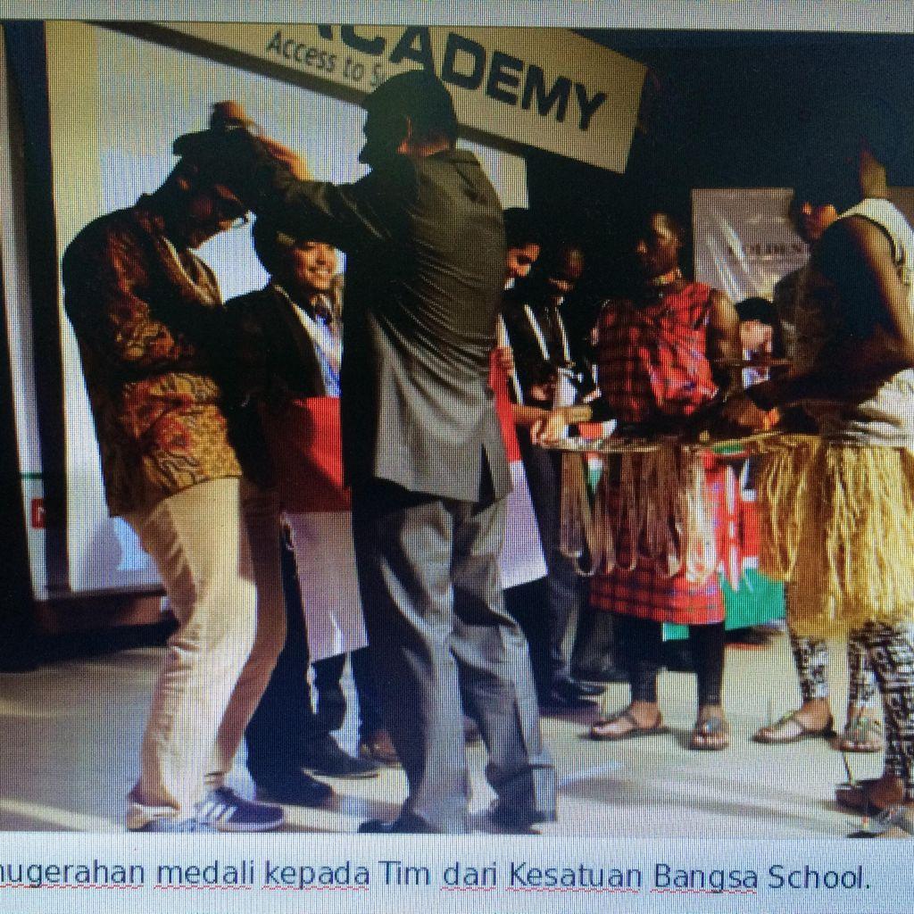 Pelajar Indonesia Sabet Medali di Olimpiade Lingkungan Hidup di Kenya
