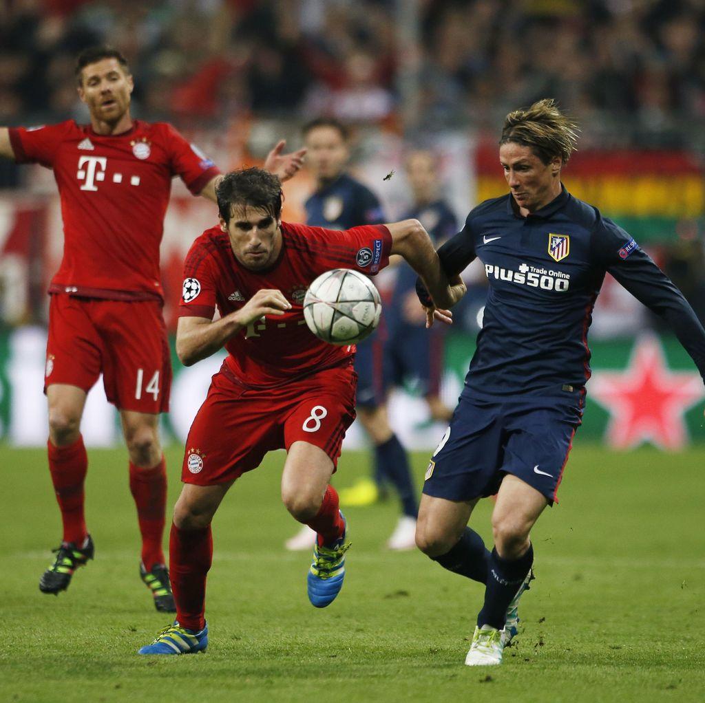 Atletico ke Final Usai Singkirkan Tiga Juara