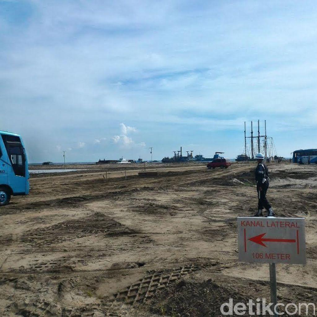 Menteri LHK: Pulau Reklamasi Harus Sesuai Prinsip-prinsip Giant Sea Wall