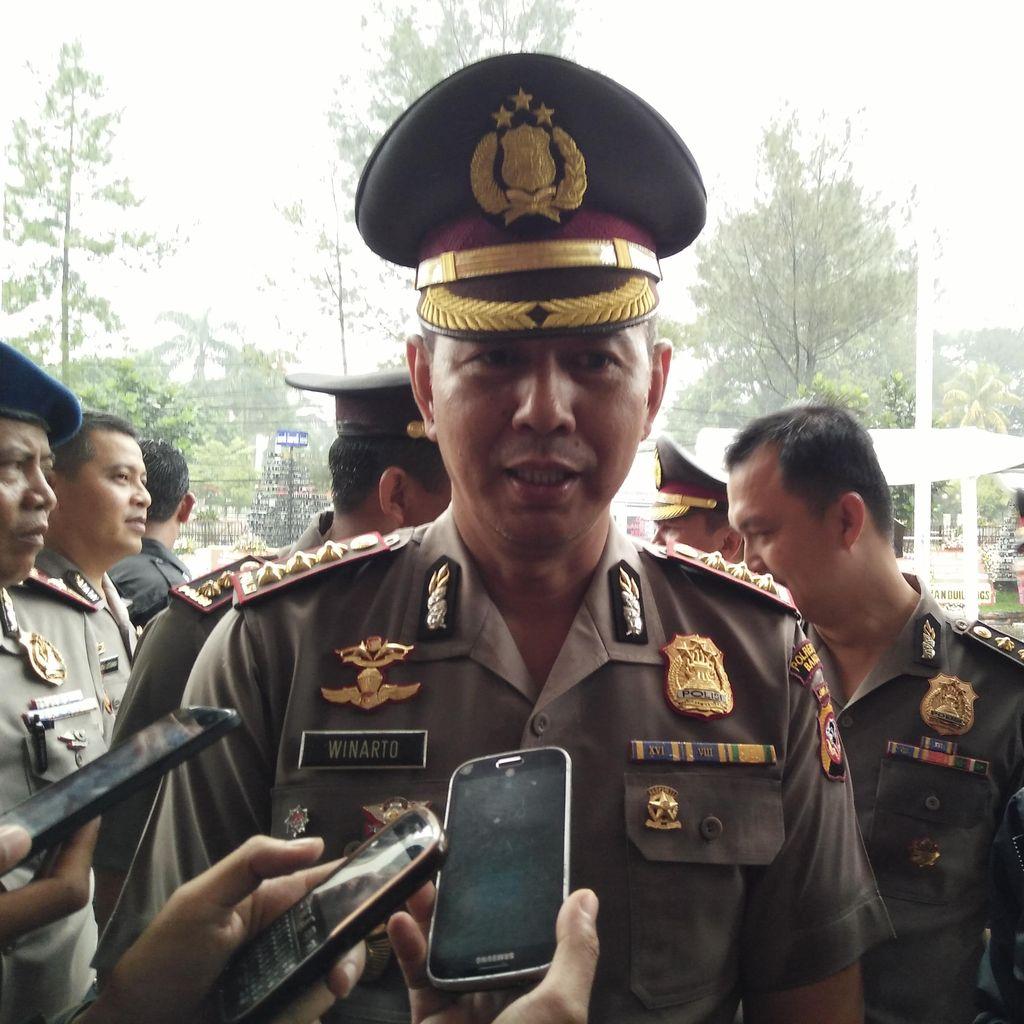 Kapolrestabes Perintahkan Anak Buahnya Amankan Libur Panjang di Bandung