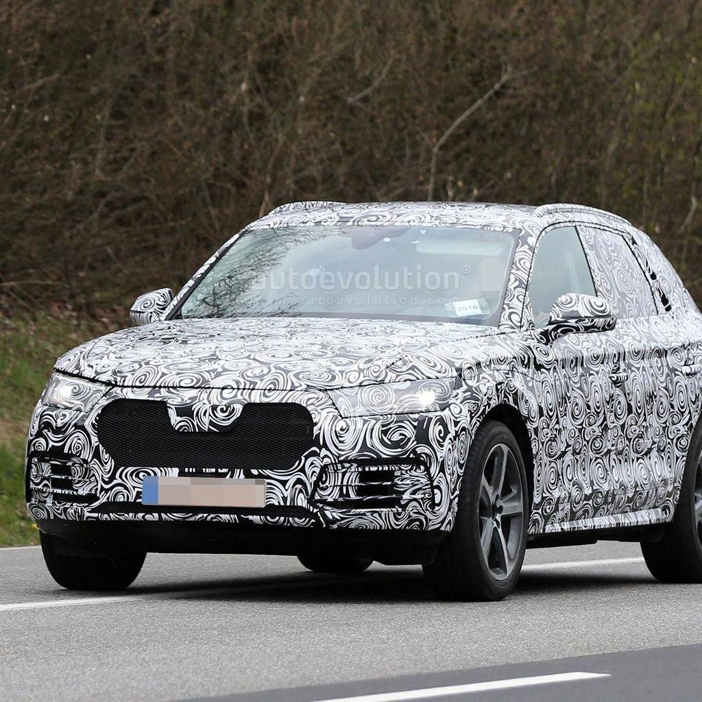 Ini SUV Terbaru Audi New Q5