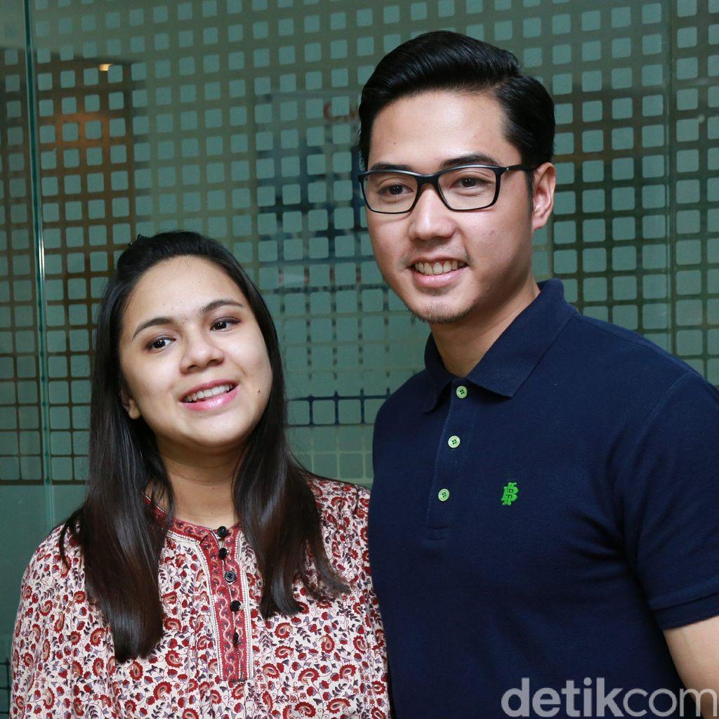Kebahagiaan Nycta Gina dan Rizky Kinos Sambut Anak Pertama