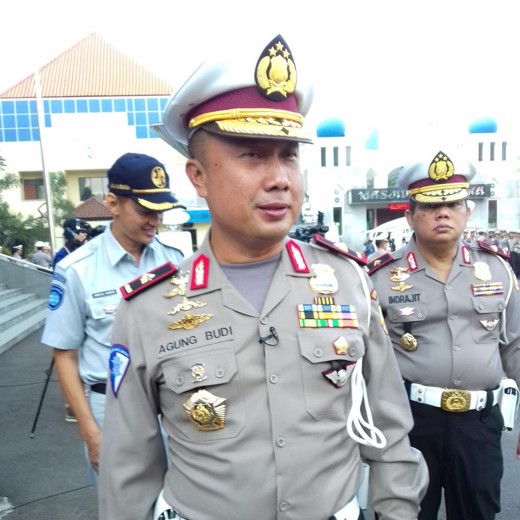 Kakorlantas Soal Pengamanan Long Weekend: Waspada Teroris, Jangan Jaga Sendiri