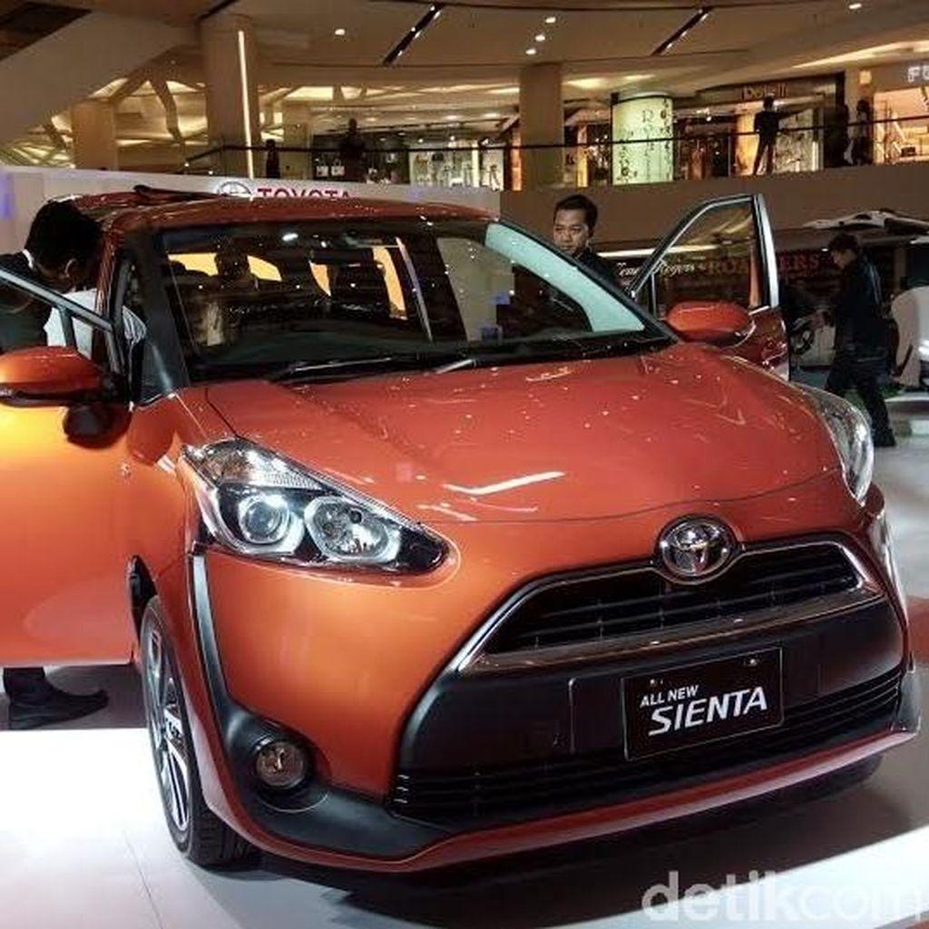 Toyota Sienta Mulai Jalan-jalan ke Daerah