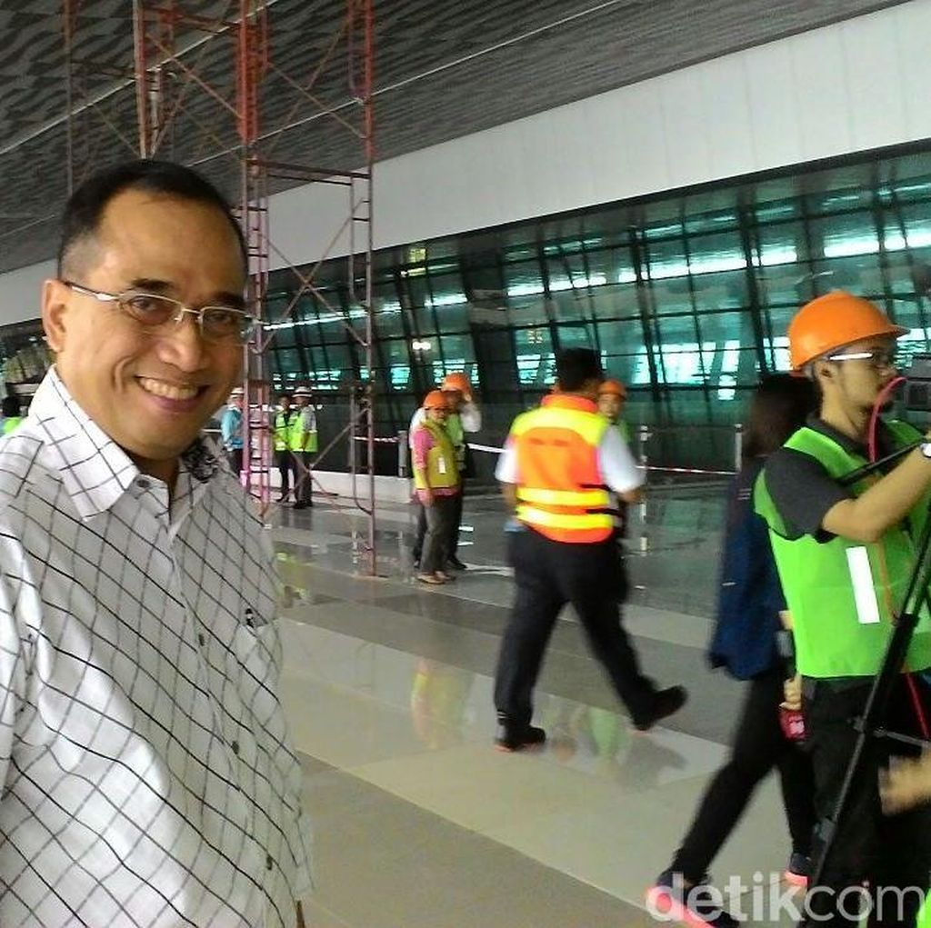 Jaga Layanan di Bandara, Bos AP II Tetap Kerja Saat Libur Panjang