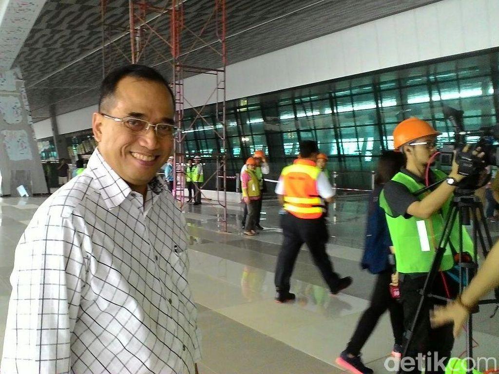Libur Panjang, Bos AP II Blusukan Cek Terminal 3 Ultimate Bandara Soetta