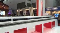 Lintasan Kereta Cepat JKT-BDG di Halim Dibangun di Bawah Tanah