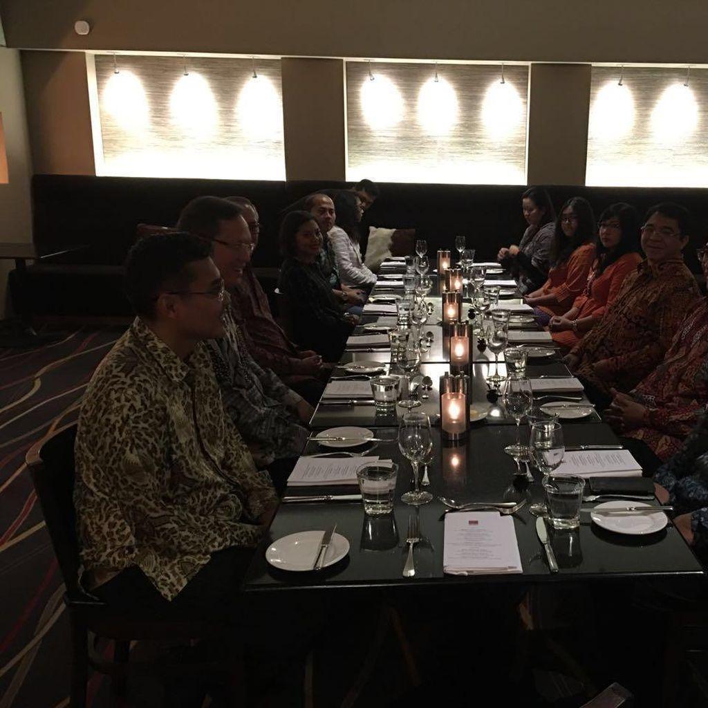 Isi Libur Panjang, Bos BKPM Promosikan Investasi RI di Selandia Baru