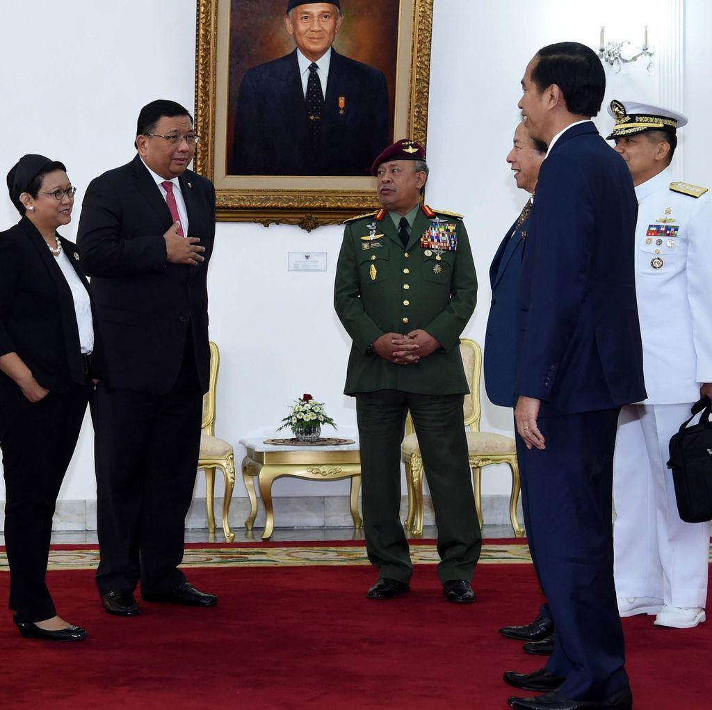 Panglima TNI: SOP Kesepakatan RI-Filipina-Malaysia Rampung Bulan Ini