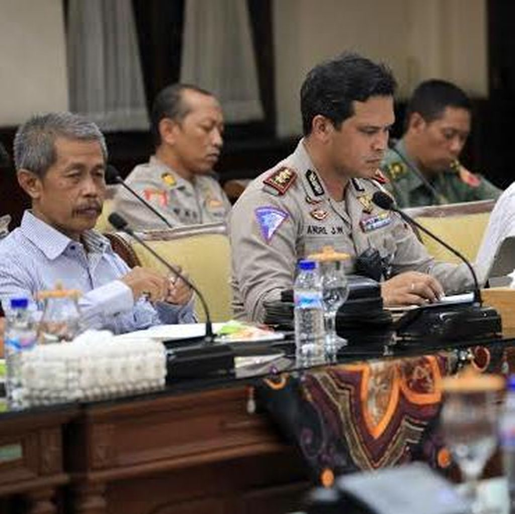 Polisi Siapkan Tiga Ribu Personel Saat PrepCom III UN Habitat Juli Mendatang