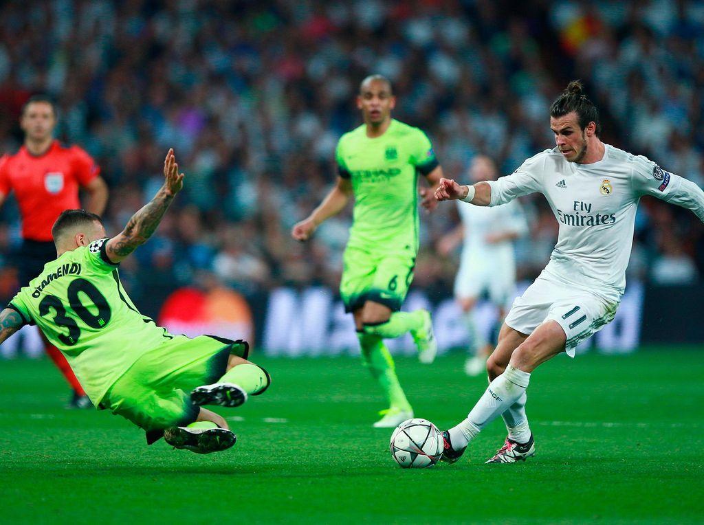 Kalahkan City, Madrid ke Final