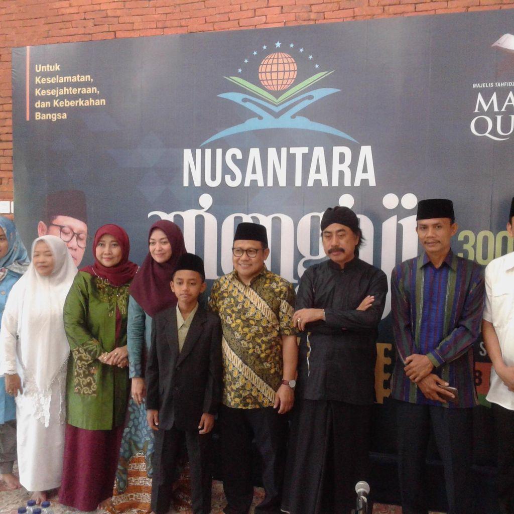 Juara Hafiz Quran dan Gerakan Nusantara Mengaji Serentak Besok