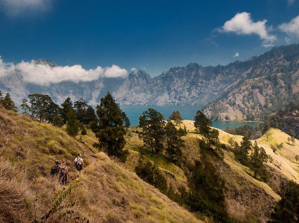 Geopark Rinjani, Kawasan dengan Beragam Fauna dan Kaldera yang Menakjubkan