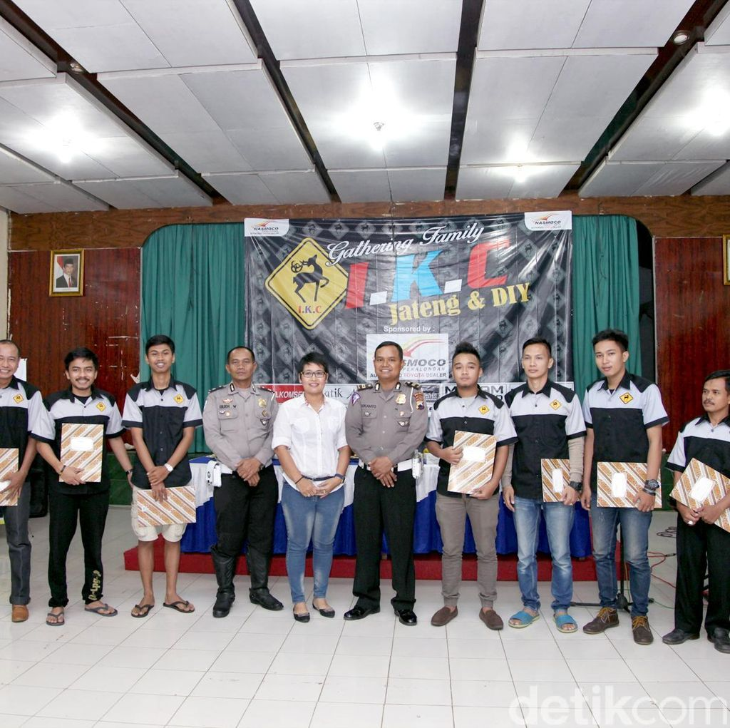 Indonesia Kijang Club Kumpul di Batang