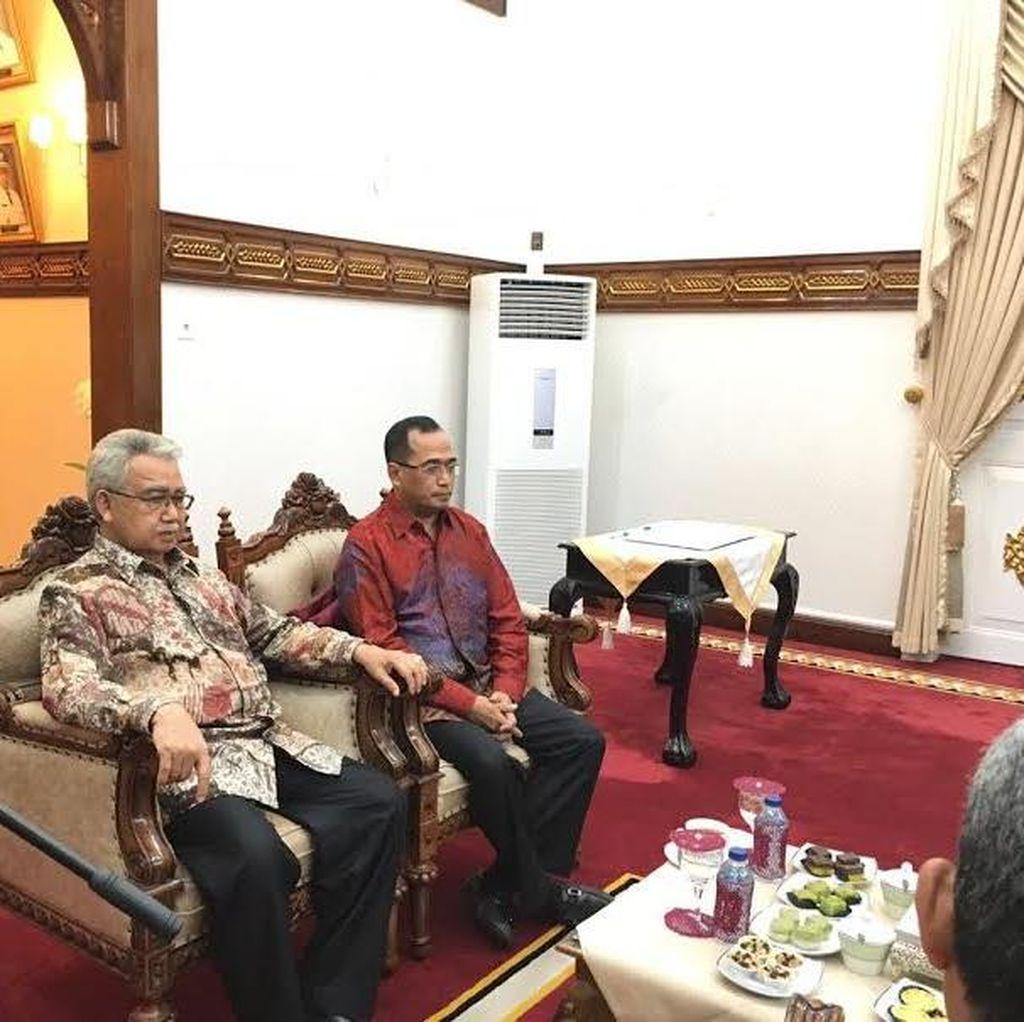 Bandara Sultan Iskandar Muda Aceh Akan Diperluas 51 Hektar