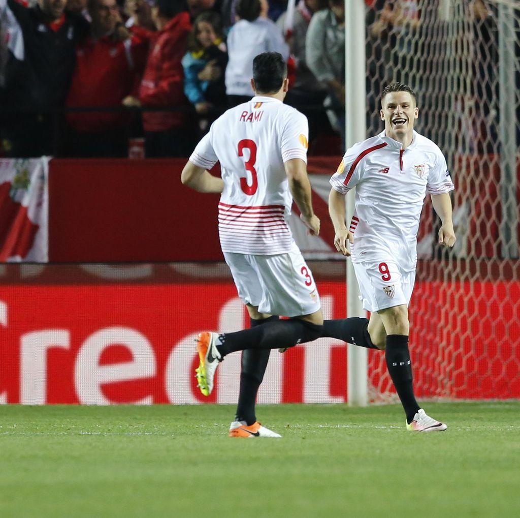 Sevilla Jumpa Liverpool di Final