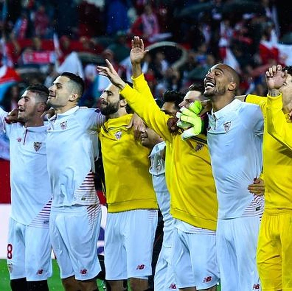 Tiga Musim, Tiga Final untuk Sevilla