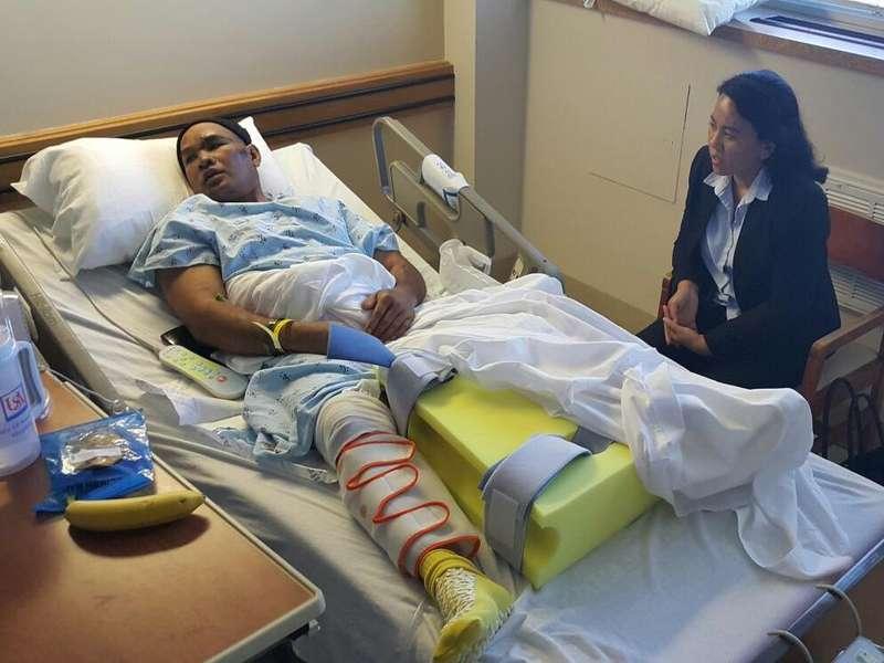 Triatmojo WNI Korban Kecelakaan Maut di AS Diperbolehkan Pulang dari RS
