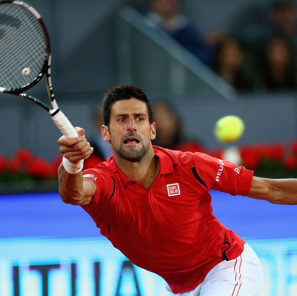 Djokovic Tantang Nishikori di Semifinal, Nadal Lawan Murray