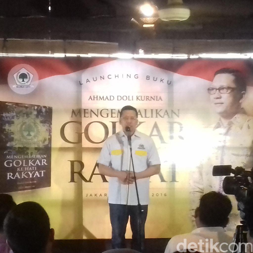 Kader Muda Golkar: Jika Novanto Kembali Jadi Ketua DPR, Konflik Muncul Lagi