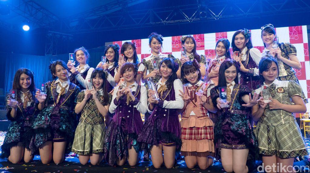 Ini Dia Hasil Pemilu JKT48 2016